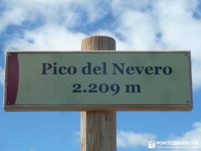 Pico Nevero - Hoyo Cerrado- Malagosto; viajes en navidades refugio pineta sierra nevada trevenque